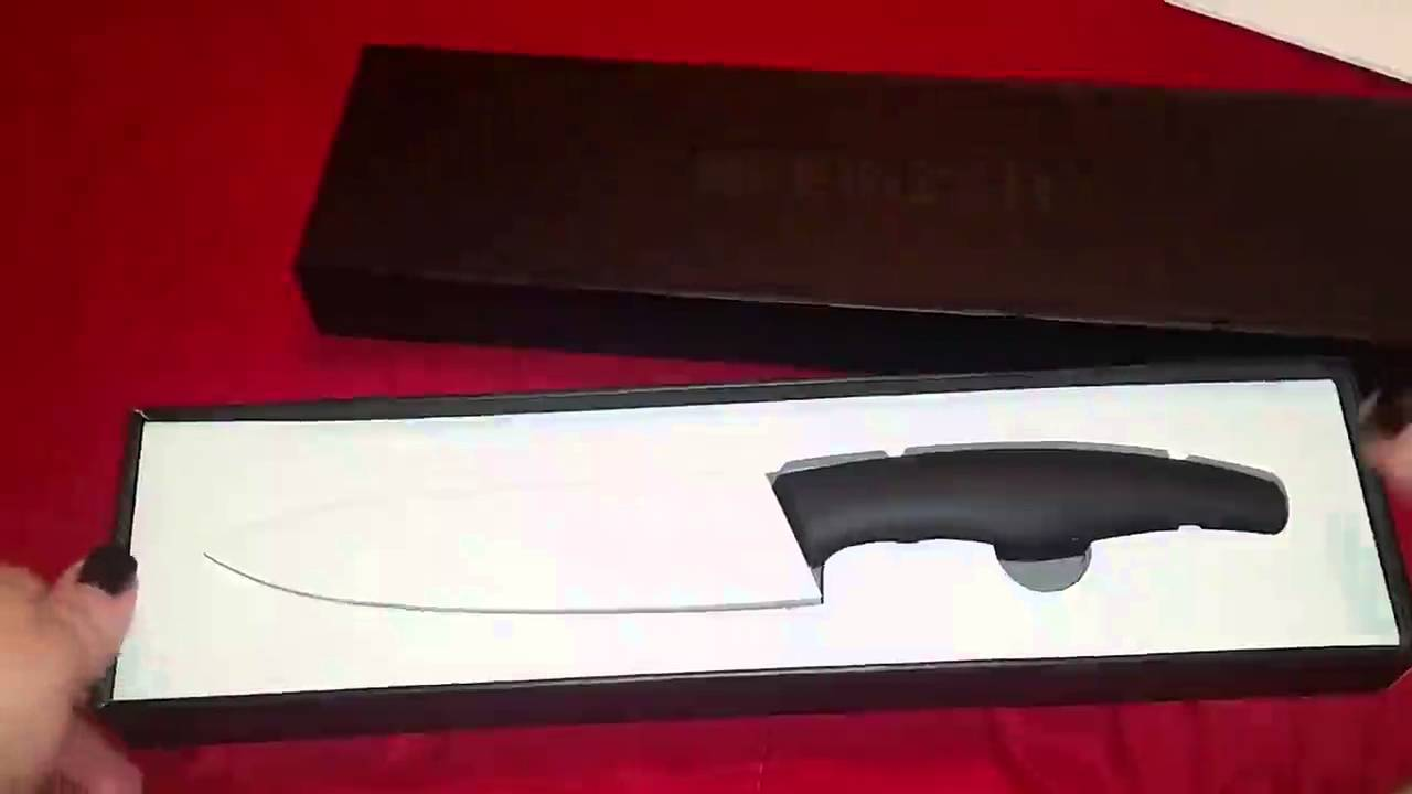 FEINZER Ceramic Chef's Universal Knife Review